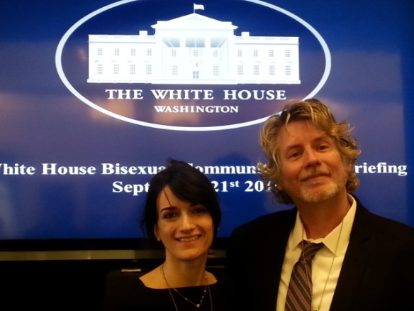 White House Nicole and Mike