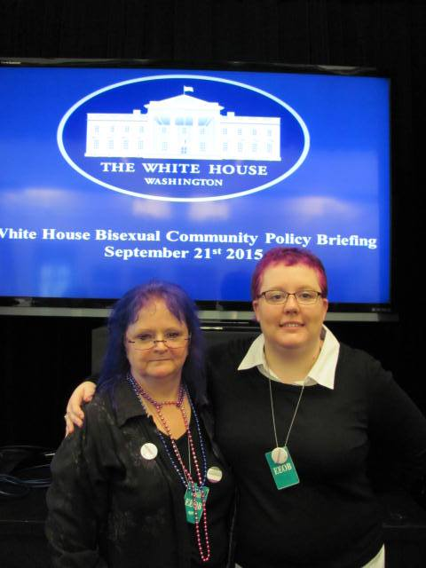 lynnand aud at the wh